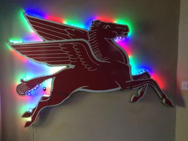 """Pegasus Lair, Midtown/""""A gem in Memphis"""""""