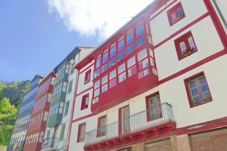 Apartamento en la costa vasca - Elantxobe