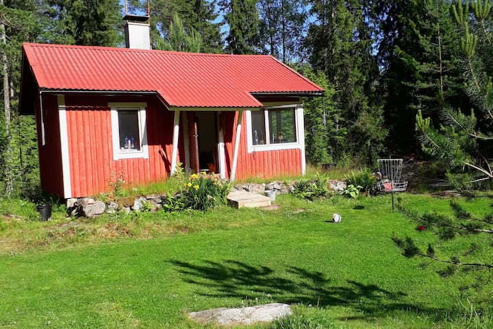 Nuuksio cottage and sauna