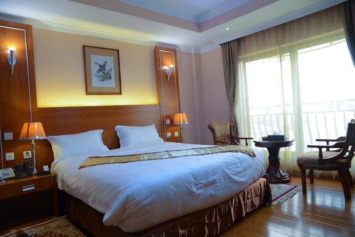 Emmad Apartment Hotel, Deluxe Suite Apt