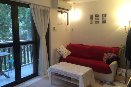Cosy 1 BR with Balcony + Rooftop! - Hong Kong
