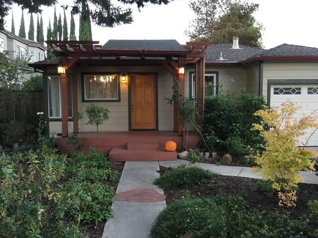 2BR House (+Sofabed) in Palo Alto - Palo Alto - Casa