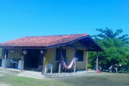 Casa de Família em Superagui