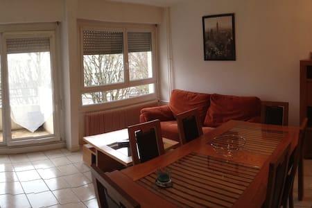T4 en colocation meublé et équipé - Besançon