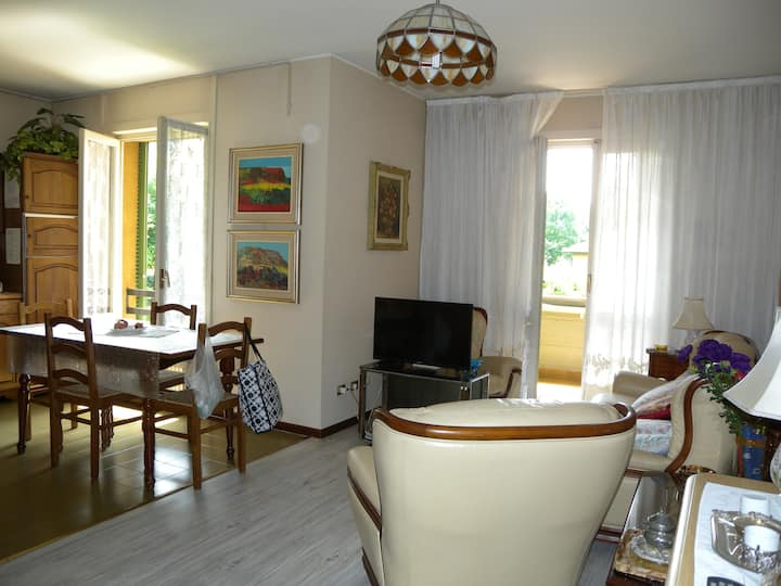 Apartment in Canzo - mountain view, lake nearby