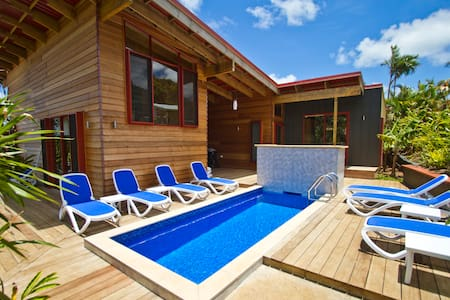 Welcome to Paradise Holiday Homes - Takitumu District - Villa