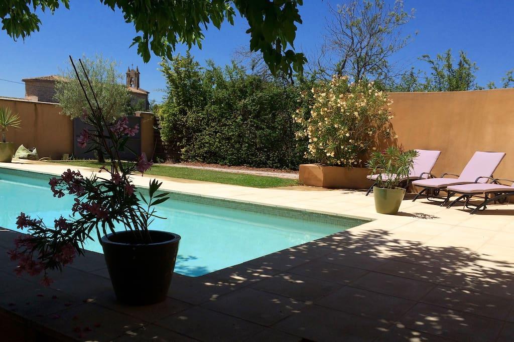 Maison t2 avec terrasse priv e et petit jardin maisons louer aix en provence provence - Maison jardin toulouse aixen provence ...