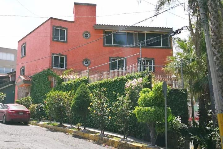 Residencia en Los Fuertes!