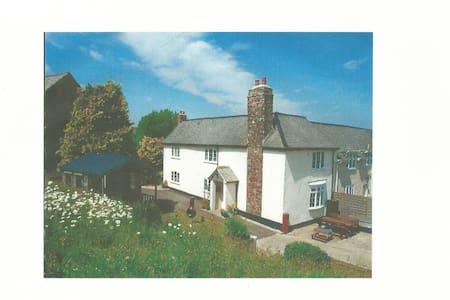 Hall Farm Cottage B&B - Beaford - Bed & Breakfast