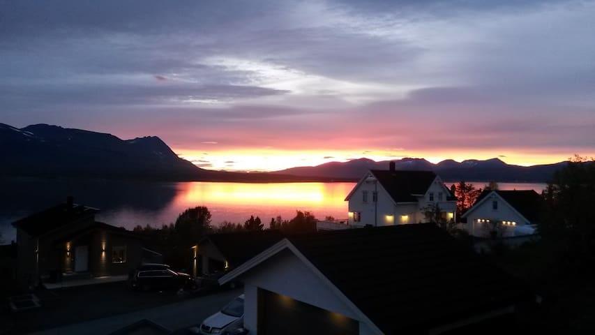 Villa in Tromsø - the city of the northern light - Tromsø