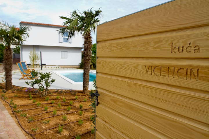 Vicencin vacation house - Bilice - House