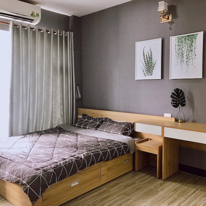 Romantic Room - Nature Hostel And Travel Quy Nhon