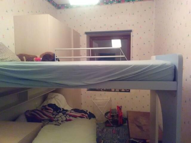 la case à Ben: chambre déco enfants 1 personne