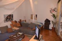 my room/mein Zimmer