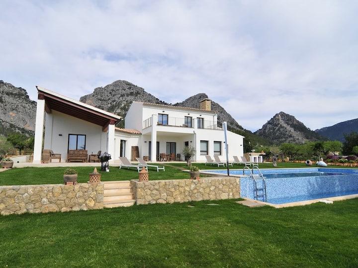 Villa privada La Gubia en Sierra de Tramuntana