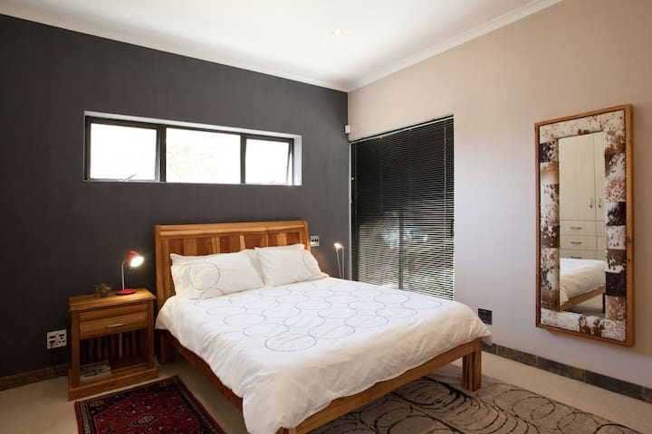 Spacious room in secure residential estate