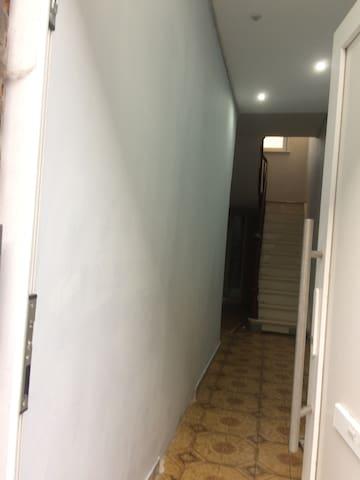 Grande maison lumineuse