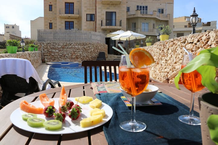 Aperol Spritz for your relax