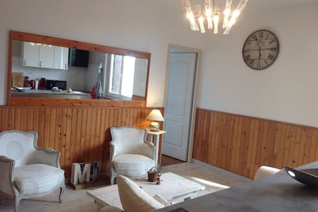 Grand Appartement MtM Centre Ville - Mont-de-Marsan - Huoneisto