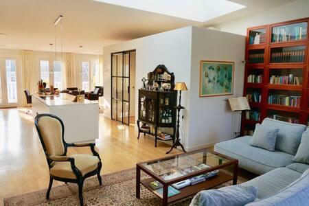 ★Beautiful luxury apartment next to Sarphatipark★ - Amsterdam