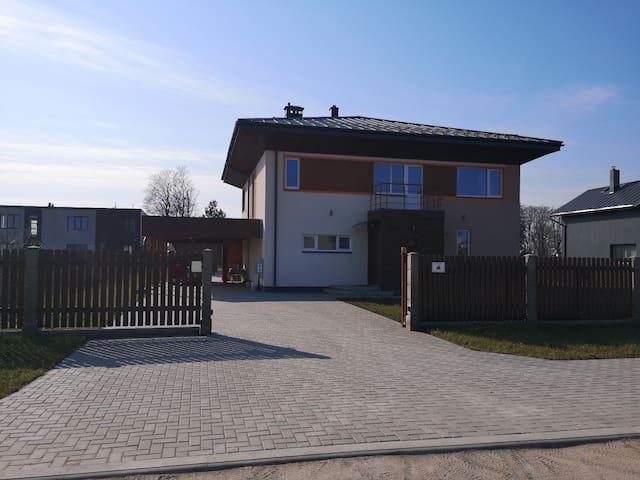 House near Riga