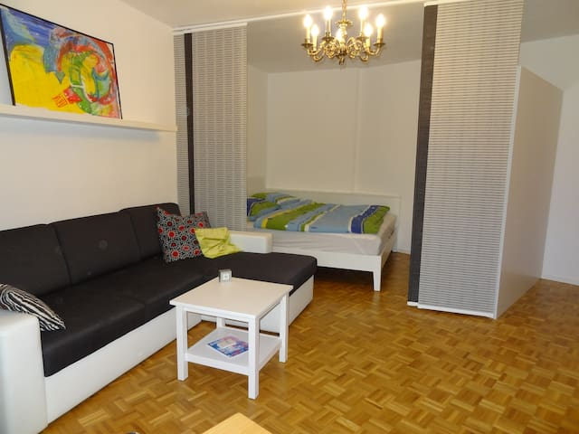 Sweet little flat in the centre of Linz