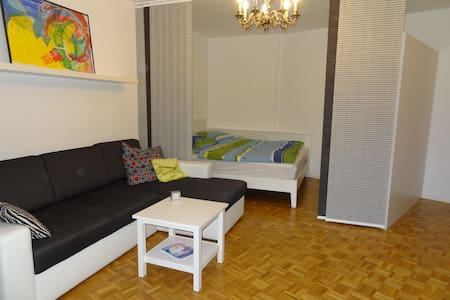 Sweet little flat in the centre of Linz - Linz - Huoneisto
