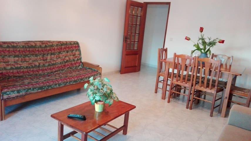 Apartment T1 Manta Rota - Manta Rota - Flat