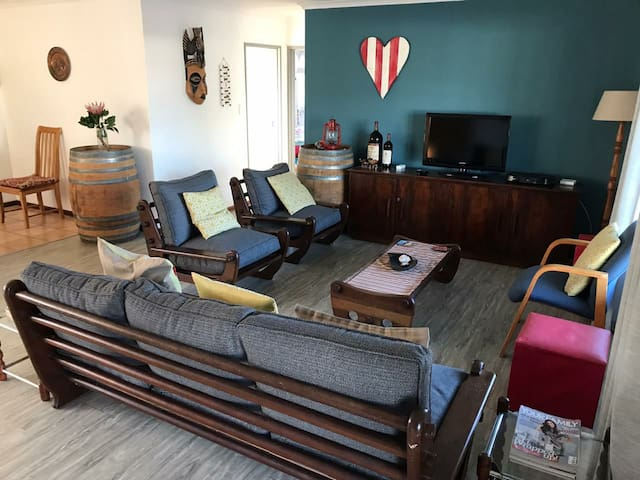 Fairway House, Langebaan.