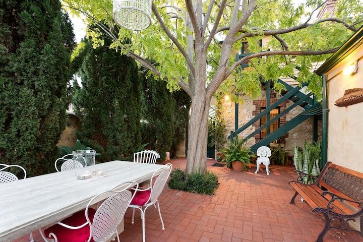 Annie's Victorian Terrace Fremantle