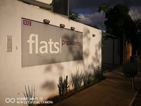Un espacio  tu Relax en Asunción : Flat Presidente
