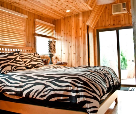 Fire Island Pines Private Queen Suite