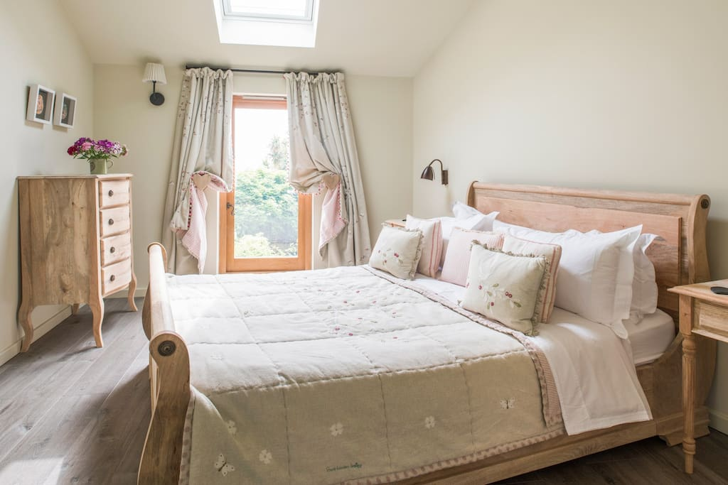 Sunny Cove Bedroom