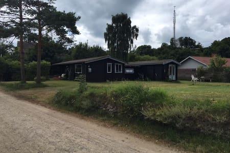 Hyggelig Sommerhus på Anholt - Anholt - Cabin