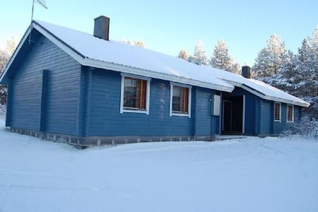 Really peaceful place near Ruka Ski resort - Kuusamo - Casa de campo