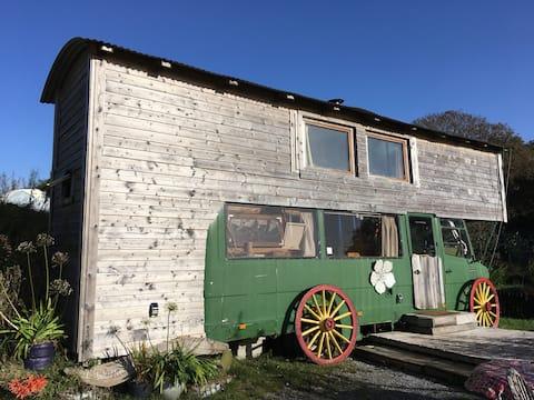 Wanderly Wagon, Inch Hideaway, Eco Camp