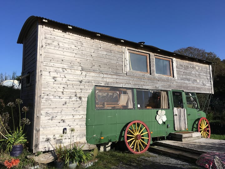 Wanderly Wagon, Inch Hideaway, Eco Camp