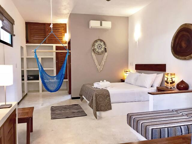Best Location & Comfort  In Heart of Tulum  (A)