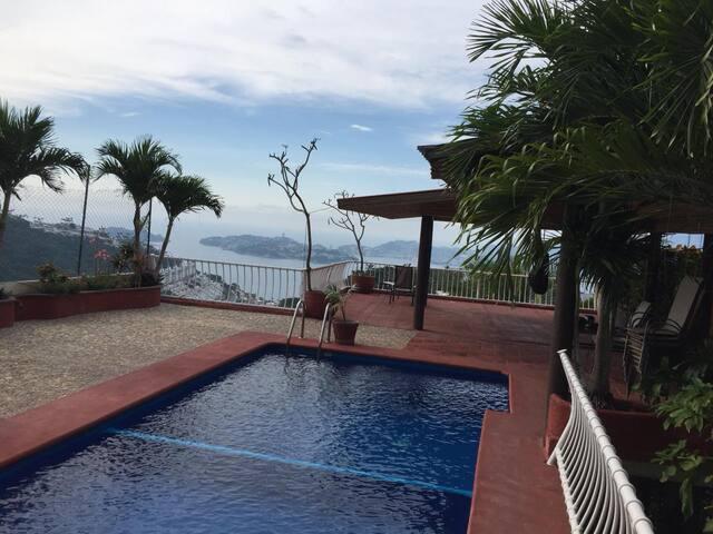 Depa con Vista Bahia Acapulco