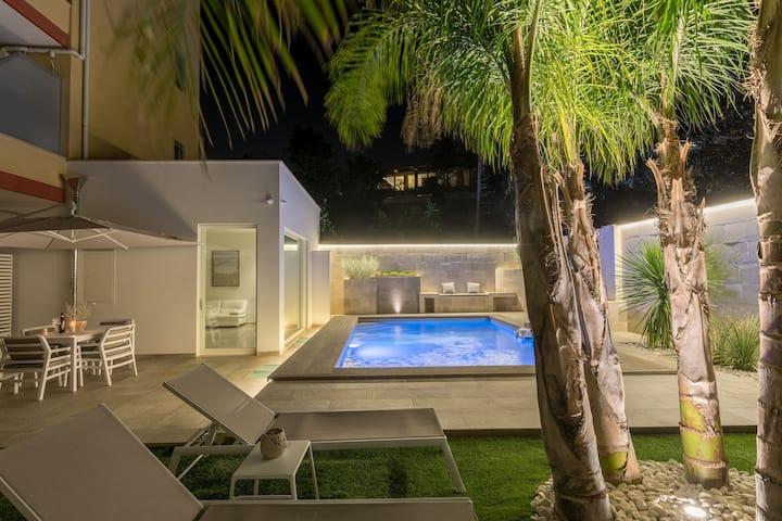 Oasi Gorgoni Charming House & Pool
