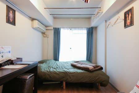 2.世田谷の経堂、子供部屋のような隠れ家 - Setagaya