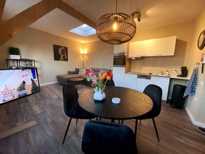 Appartement 'Fundatie' gelegen in hartje Zwolle