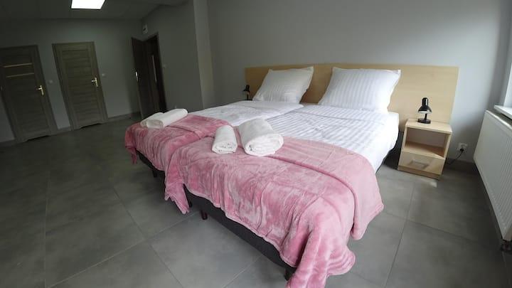 Apartament 2-os z opcją dostawki - Kozienice (nr4)