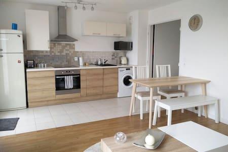 Studio 35 m² tout équipé - Neuilly-sur-Marne - Appartement