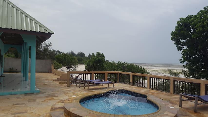 Ras Michamvi Beach Villa
