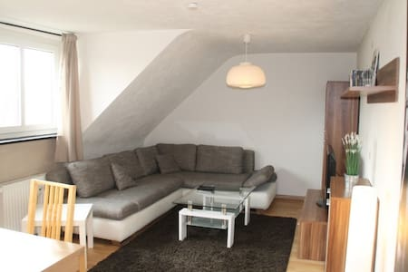 Fitter-Students-HolidayApartmentULM - Ulm - Blaustein