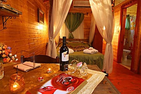 Cabin Yasmin - Stuga