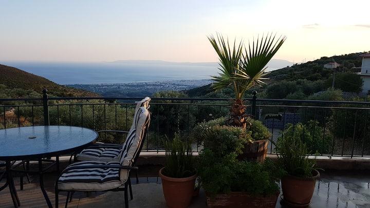 Villa Messinian΄s  View