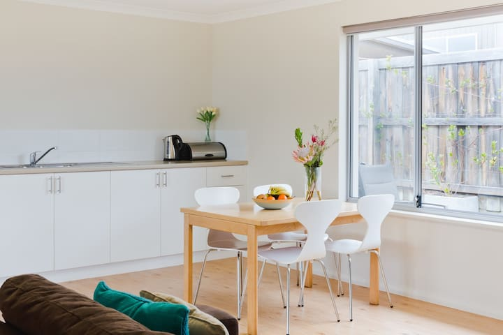 Modern and spacious guest flat