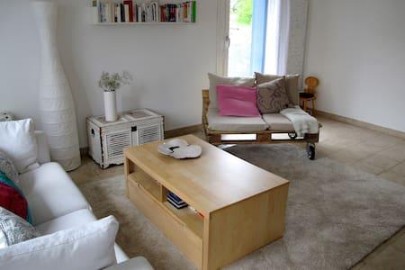 Chambre Claire et Calme - Fribourg